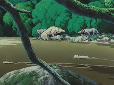Принцесса Мононокэ ( Мононоке ) [1997] / Princess Mononoke / Mononoke Hime / Mononoke-hime [RUS/SUB]