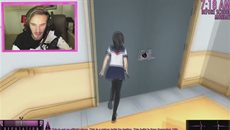 PewDiePie-SUPER SENPAI - Yandere Simulator - Part 9 [Иосиф Светский] {Русская озвучка}