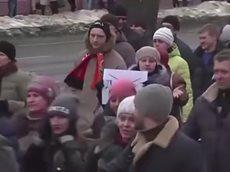 «Налог на тунеядство» - протесты в Белорусии продолжаются.
