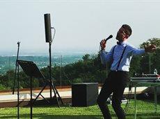 вокал и Love story в Италии