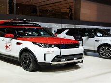 Что ждать от Land Rover Discovery Project Hero.